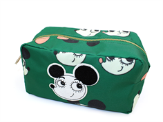 Mini Rodini pencil case Ritzratz green
