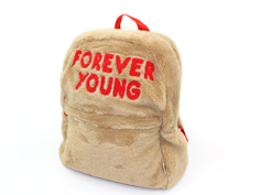 Mini Rodini backpack forever young beige