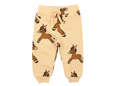Mini Rodini sweatpants donkey beige