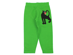 Mini Rodini sweatpants panther green