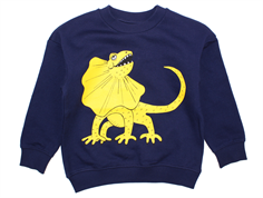 Mini Rodini sweatshirt draco navy