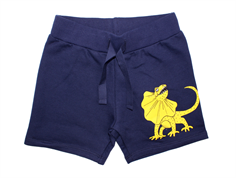Mini Rodini sweat shorts draco navy