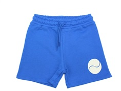 Mini Rodini sweat shorts game blue
