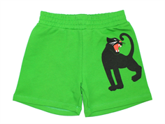 Mini Rodini sweat shorts panther green