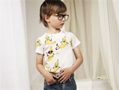 Mini Rodini t-shirt banana off-white