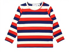 Mini Rodini t-shirt blockstripe multi