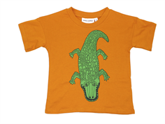 Mini Rodini t-shirt crocco brown