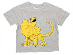 Mini Rodini t-shirt draco gray melange