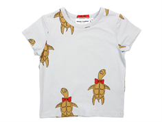 Mini Rodini t-shirt turtle gray