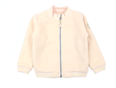 Mini a Ture fleece jacket Any creme de peche