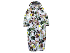 Molo snowsuit Polaris frozen flowers
