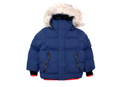 Molo winter jacket Herbert faux fur universe