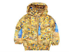 Molo winter jacket Heylee golden peacock