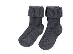 MP socks cotton dark gray (2-Pack)