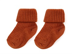 MP socks wool bombay brown (2-Pack)