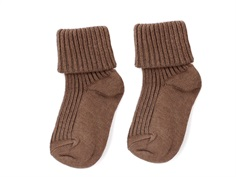 MP socks cotton sienna brown (2-Pack)