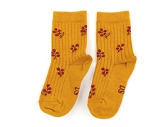 MP/Soft Gallery socks cotton thai curry rosehibs (2-Pack)