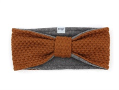 MP Oslo headbands rust wool/fleece