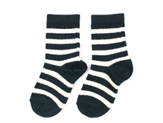 MP socks wool deep forest stripes (2-Pack)