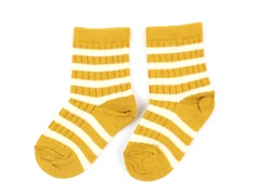 MP socks wool golden spice stripes (2-Pack)