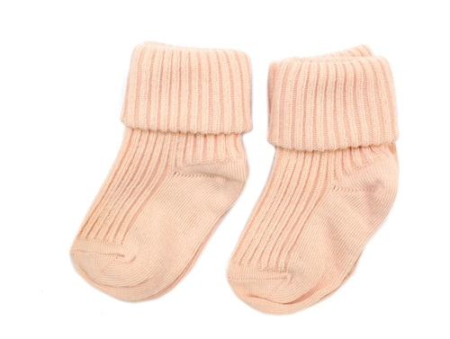 MP socks cotton tropical peach (2-Pack)