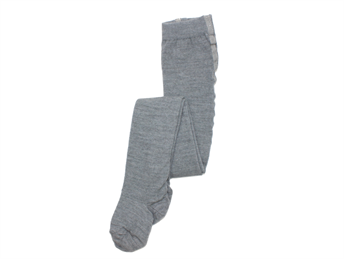 MP tights wool/cotton gray