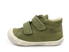 Naturino shoes Cocoon militare with velcro