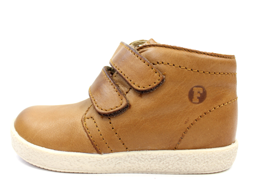 Buy Falcotto by Naturino toddler shoe cognac with velcro at MilkyWalk 358351e6fc3