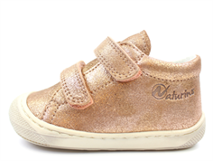 Naturino shoes passion cipria with velcro