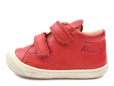 Naturino shoes rosso with velcro