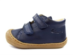 Naturino shoes Cocoon navy with velcro