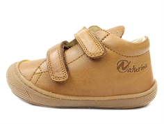 Naturino shoes cognac with velcro