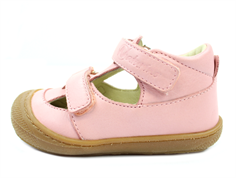 Naturino sandal pink with velcro
