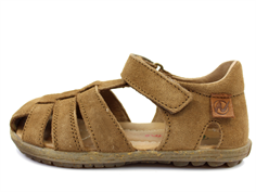 Naturino See sandal marrone with velcro
