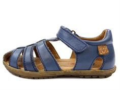 Naturino See sandal blue with velcro