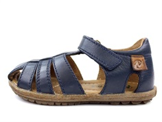 Naturino See sandal navy with velcro