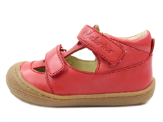 Naturino sandal rosso with velcro