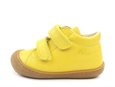 Naturino shoes Cocoon giallo with velcro