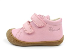 Naturino shoes Cocoon pink with velcro