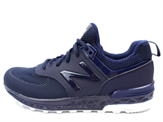 New Balance sneaker navy with laces