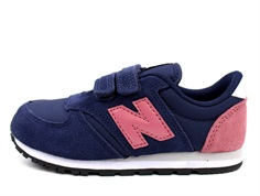 New Balance sneaker purple/pink with Velcro