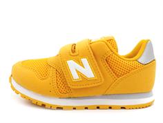 256224d738b New Balance sneaker mineral yellow/white