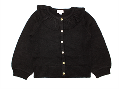 Noa Noa Miniature cardigan Mini Miro black wool/polyamide