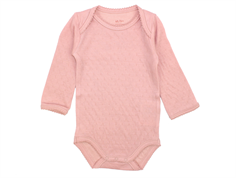 Noa Noa Miniature Doria baby body misty rose