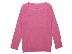 Noa Noa Miniature Doria t-shirt red violet