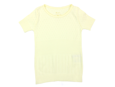 Noa Noa Miniature Doria t-shirt tender yellow