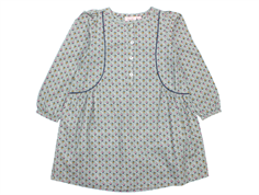 Noa Noa Miniature baby comodel dress dress blue