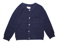 Noa Noa Miniature Lamsa cardigan dress blue