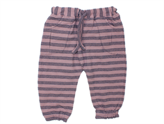 Noa Noa Miniature Rosa pants toadstool stripes