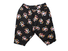 Noa Noa Miniature baby Ronfi pants black flowers
